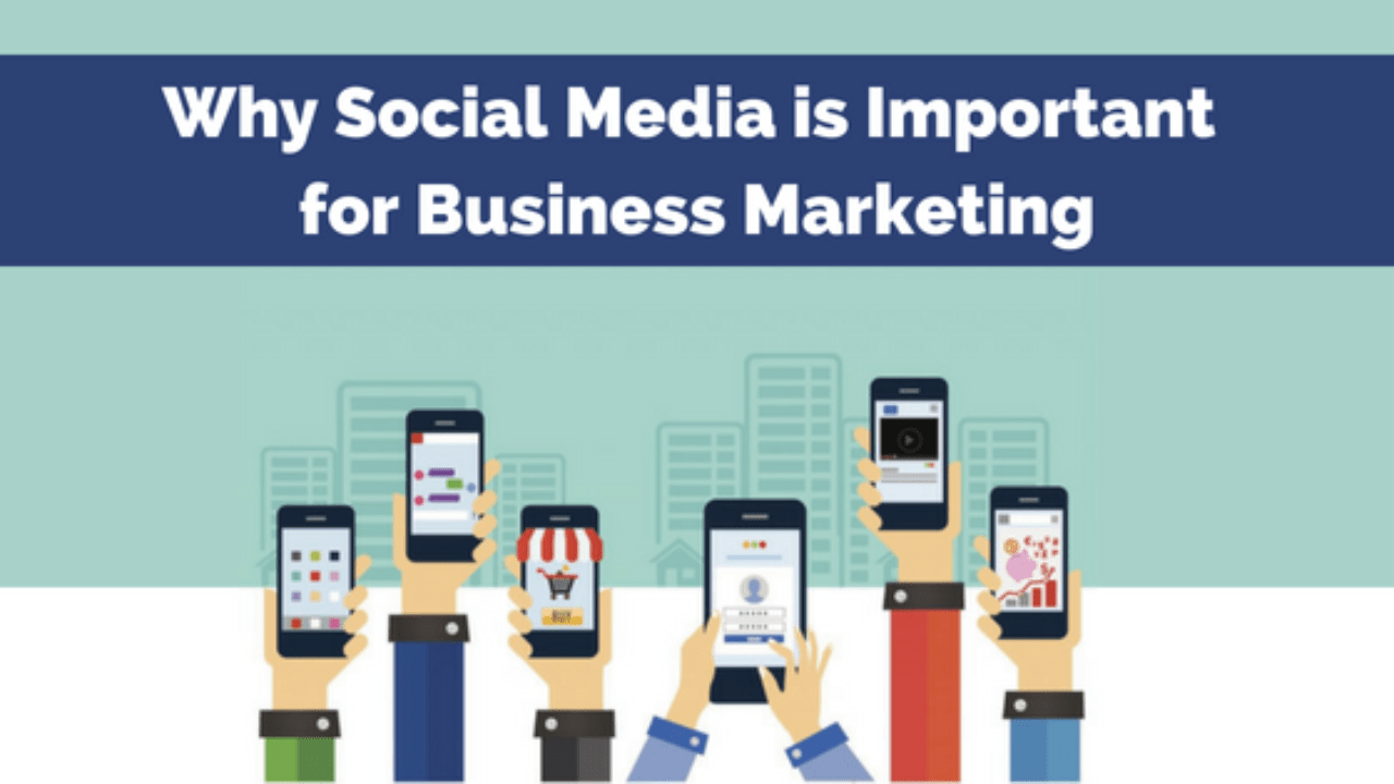 Top 4 Reasons Why Every Business Must Be On Social Media